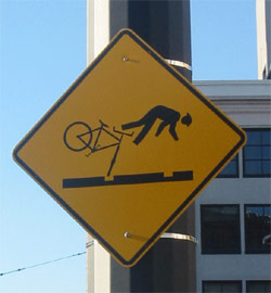 Bicycle Crash